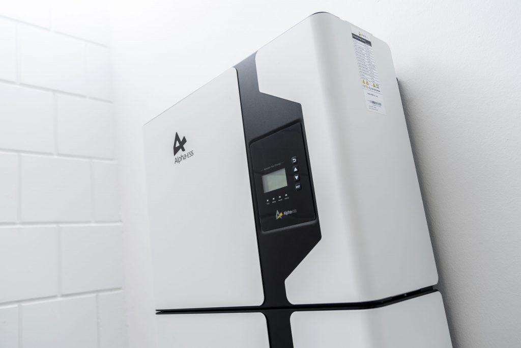 AlphaESS Thuisbatterij