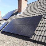Nees - Wommelgem - Pannen dak - Klem systeem - 4 panelen Denim 400Wp - Goodwe GW1500-XS